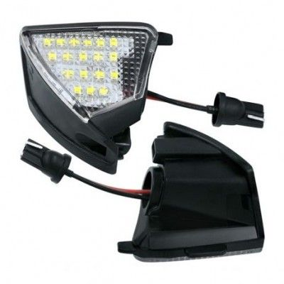 Set Lampi Led Oglinzi Skoda Superb I