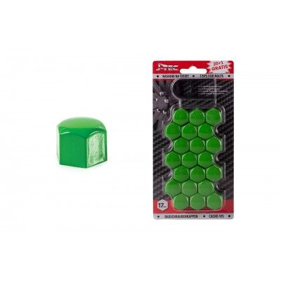Set Capace Prezoane Verde