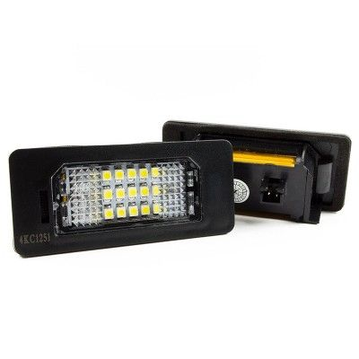 Lampi Led Numar VW Golf VI