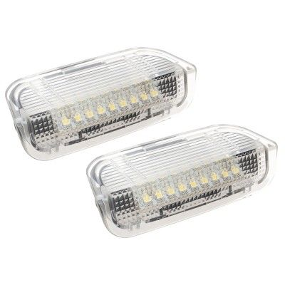 Lampi Led Portiera Skoda Superb II