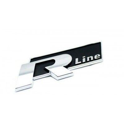 Emblema Laterala Rline Negru