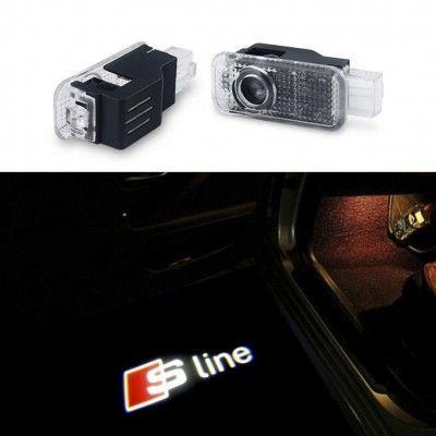 Set 2 Proiectoare Logo Dedicate S-Line