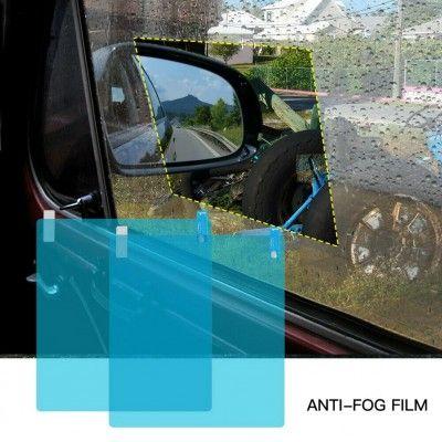 Folie protectie pentru geam lateral anti-apa, anti-zgariere, anti-aburire