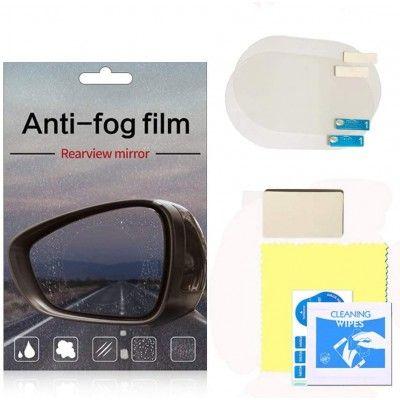 Folie protectie pentru oglinda anti-apa, anti-zgariere, anti-aburire