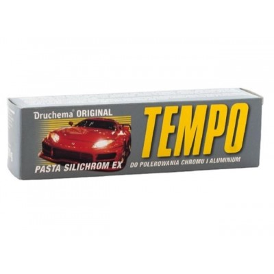 Pasta Polish Tempo Crom / Aluminiu