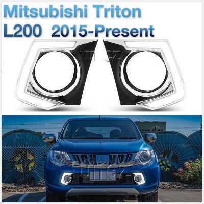 Lumini de zi dedicate Mitsubishi L200 Triton 2015, 2016, 2017 MTL804