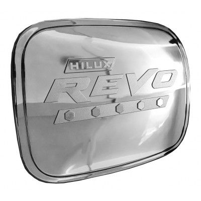 Capac rezervor cromat Toyota Hilux Revo 2015, 2016, 2017 TYE250