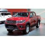 Bullbar poliuretan, ABS Toyota Hilux Revo 2015, 2016, 2017 TYA409