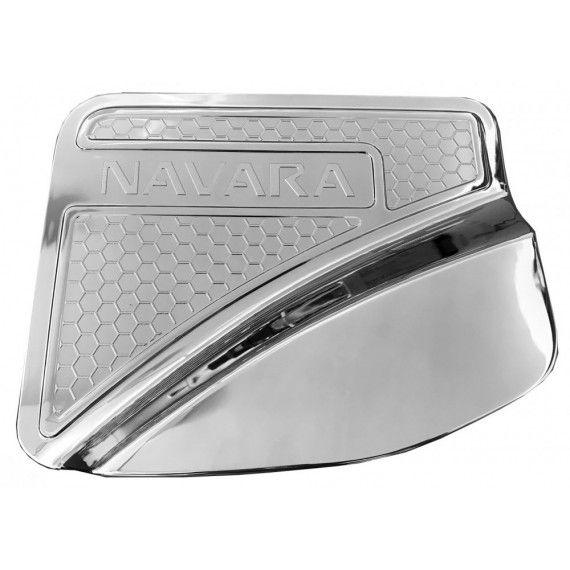 Capac rezervor cromat Nissan Navara NP300 2015, 2016, 2017 NSE082
