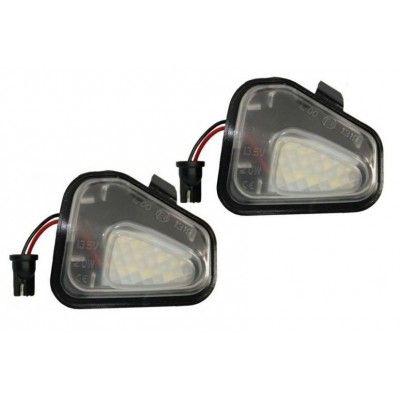 Lampi LED Undermirror VW Passat CC, Passat (B7) 2011~, EOS, SCIROCCO