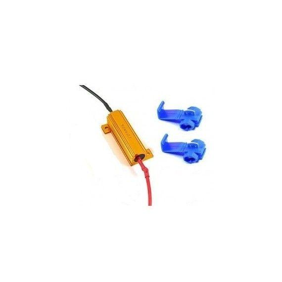 Anulator eroare - Rezistor 50W 8 Ohm