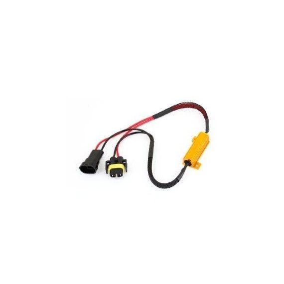 Anulator eroare Led H8/H11 - Rezistor 50W 8 Ohm