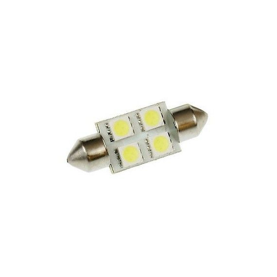 Led auto sofit cu 4 SMD 36 mm