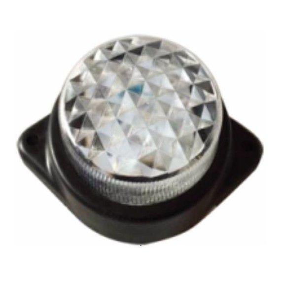 Lampa laterala cu LED 12V Alba 124W12V