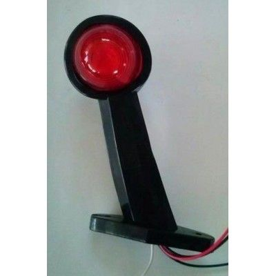 Lampa gabarit cu bec normal pe 24V -198-24V