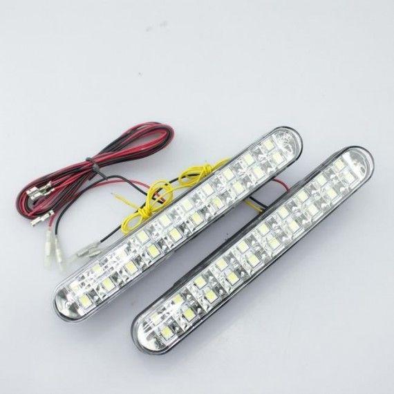 Lumini de zi DRL 20 led-0,3W