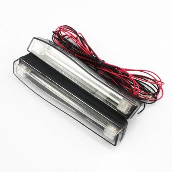 Lumini de zi DRL High Power 2X1W