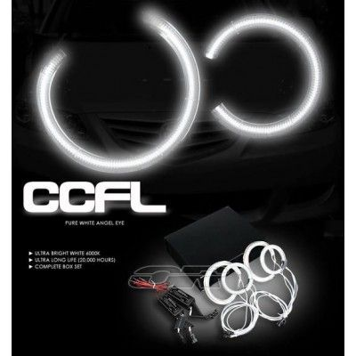 Kit Angel Eyes CCFL BMW X3 - E83 Alb