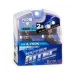 SET 2 BECURI AUTO HB4 (9006) MTEC COSMOS BLUE WHITE - XENON EFFECT