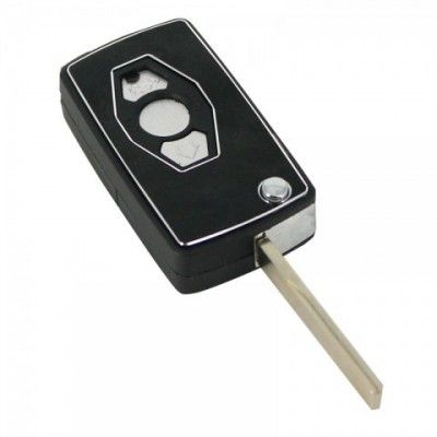 Carcasă cheie tip briceag, 3 butoane - BMW