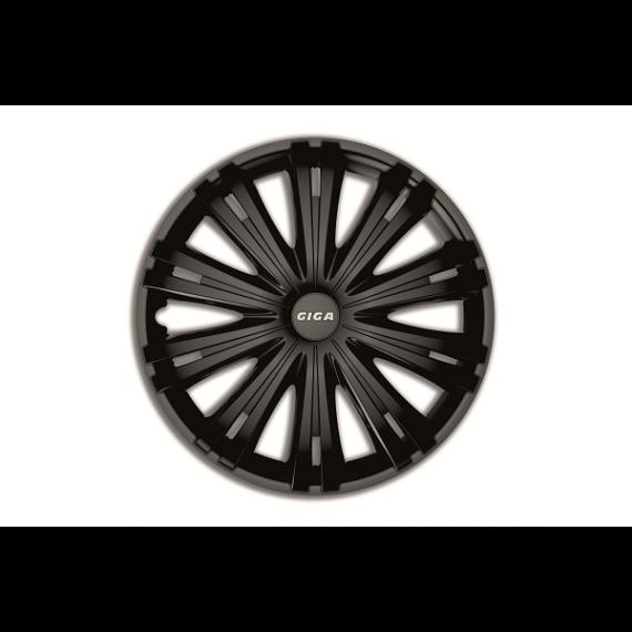 SET CAPACE ROTI 15` GIGA BLACK
