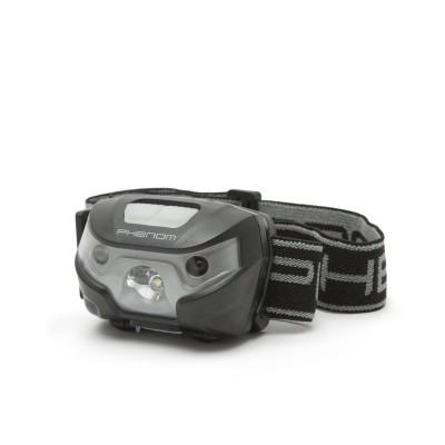 Lampa de cap cu senzor de miscare