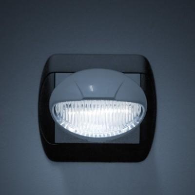 Lumina de veghe LED cu senzor de crepuscul si intrerupator - Phenom