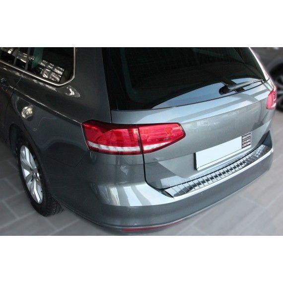 Ornament portbagaj crom VW Passat 3G B8 Break 2014 +