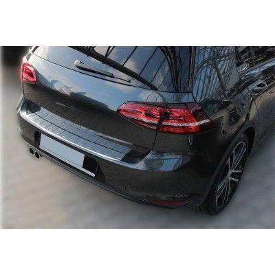 Ornament portbagaj crom VW Golf 7 Hatchback 2012 +