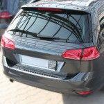 Ornament portbagaj crom VW Golf 7 Break 2012 +