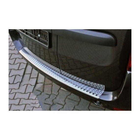 Ornament portbagaj crom Dacia Logan MCV 1 Facelift 2009-2013
