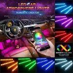 Banda Led RGB 32CM Bluetooth