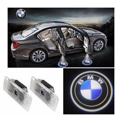 Set 2 Proiectoare Logo Dedicate BMW E39