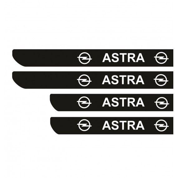 Set Protectie Praguri Opel Astra