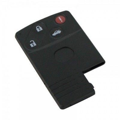 Carcasă cheie 3+1 butoane - Mazda