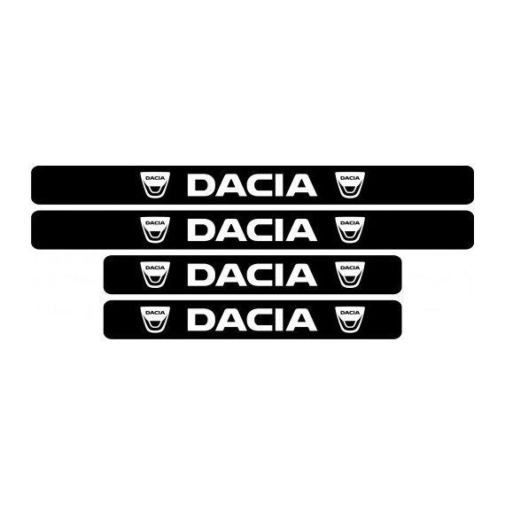 Set protectie praguri Dacia (v5)