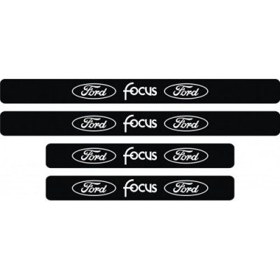 Set protectie praguri Ford Focus (v2)