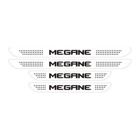 Set protectie praguri Renault Megane (v1)
