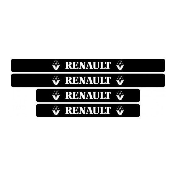 Set protectie praguri Renault