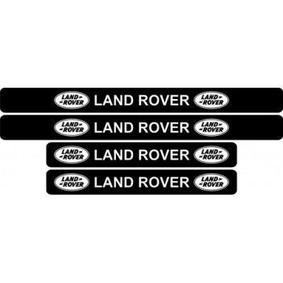 Set protectie praguri Land Rover