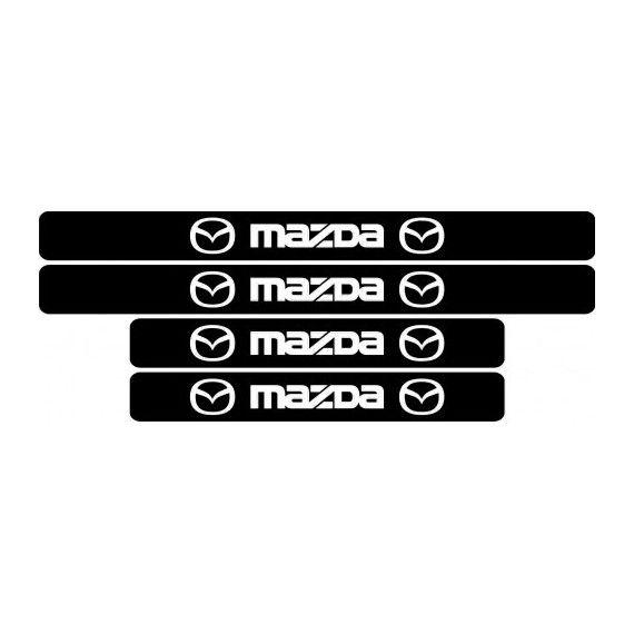 Set protectie praguri Mazda