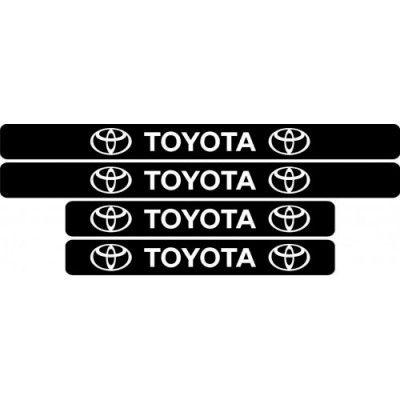 Set protectie praguri Toyota