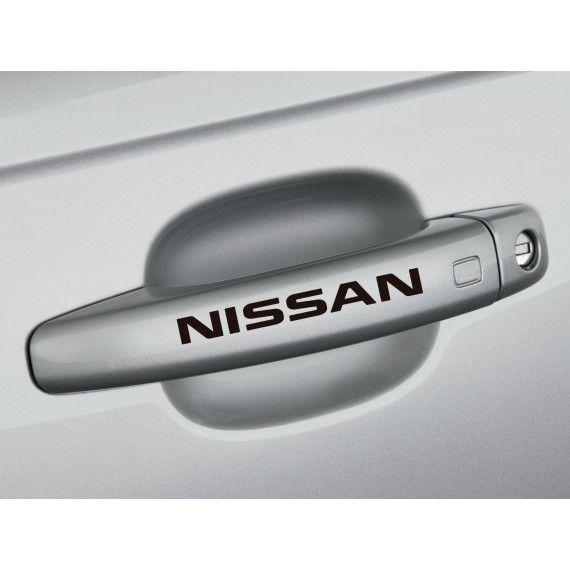 Sticker manere usa - Nissan (set 4 buc.)