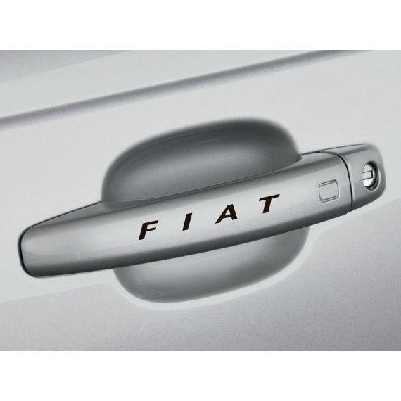 Sticker manere usa - Fiat (set 4 buc.)