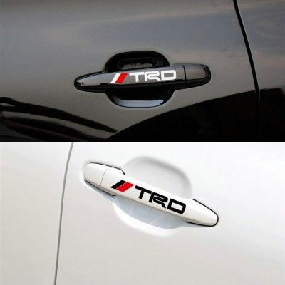 Sticker manere usa - TRD (set 4 buc.)