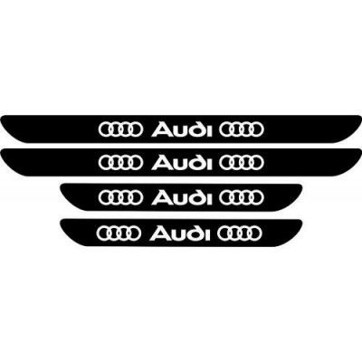 Set protectie praguri Audi