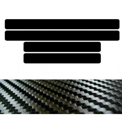 Set protectie praguri Blank Carbon 3D (v1)