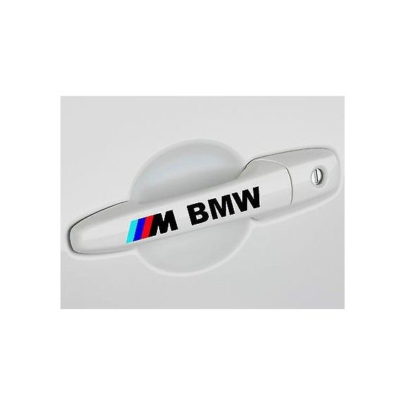Sticker manere usa - BMW (set 4 buc.)