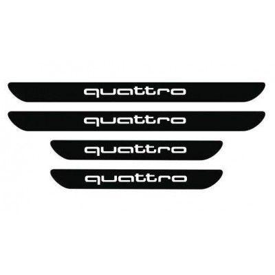 Set protectie praguri Quattro
