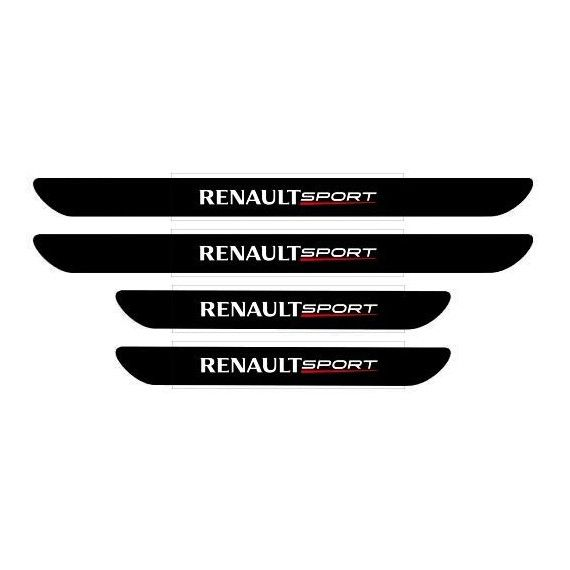 Set protectie praguri Renault Sport